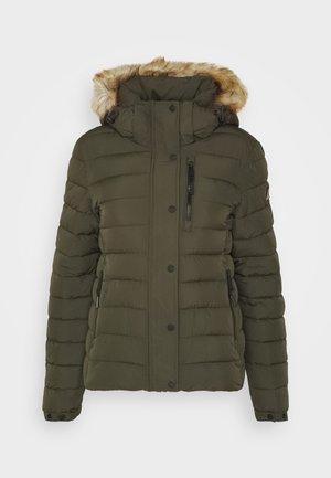 CLASSIC FUJI JACKET - Winter jacket - forest green