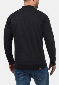 Blend - ARCO - Zip-up sweatshirt - black - 1