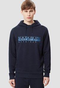 Napapijri - BEVORA - Hoodie - dark blue - 0