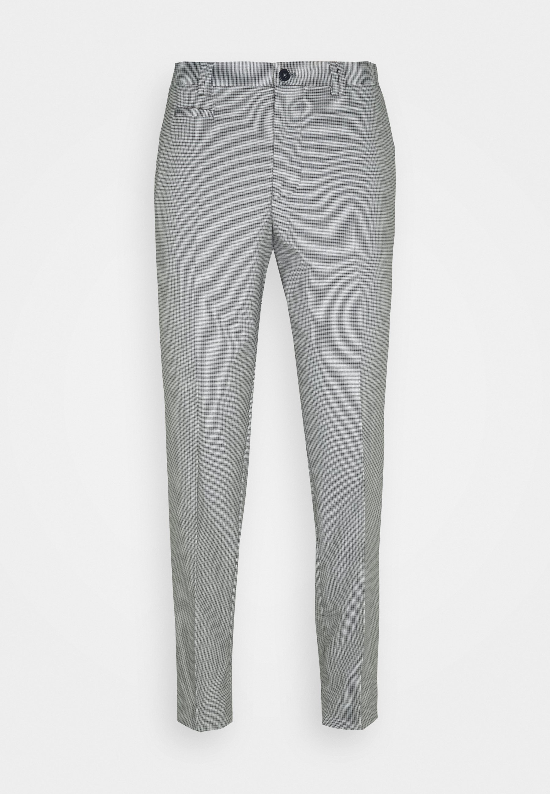 Men PIETER HOUNDSTOOTH CROPPED TROUSER - Trousers