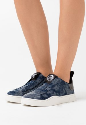 CLEVER S-CLEVER SO WSNEAKERS - Slip-ons - indigo