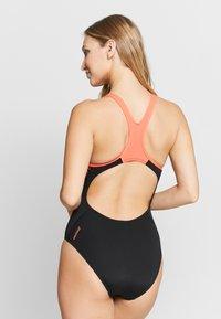 Speedo - Swimsuit - black/red - 2
