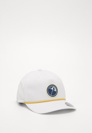 ROPE SNAPBACK - Cap - bright white