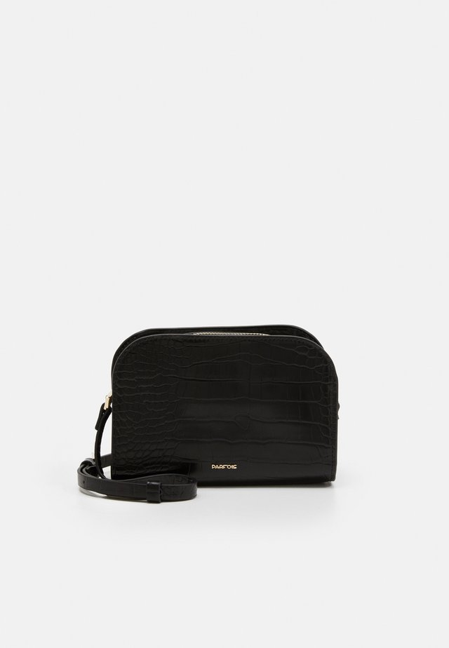 CROSSBODY BAG MONIKA - Schoudertas - black