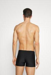 Rip Curl - CORP BOYLEG SLUGGO - Swimming trunks - black - 1