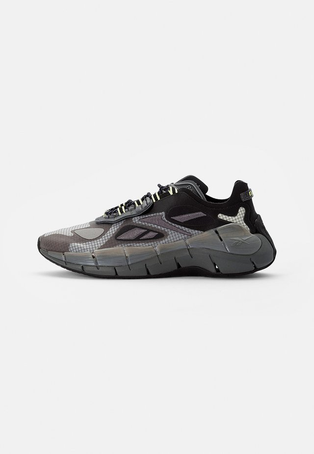 KINETICA CONCEPT - Sneakers basse - grey, grey, yellow