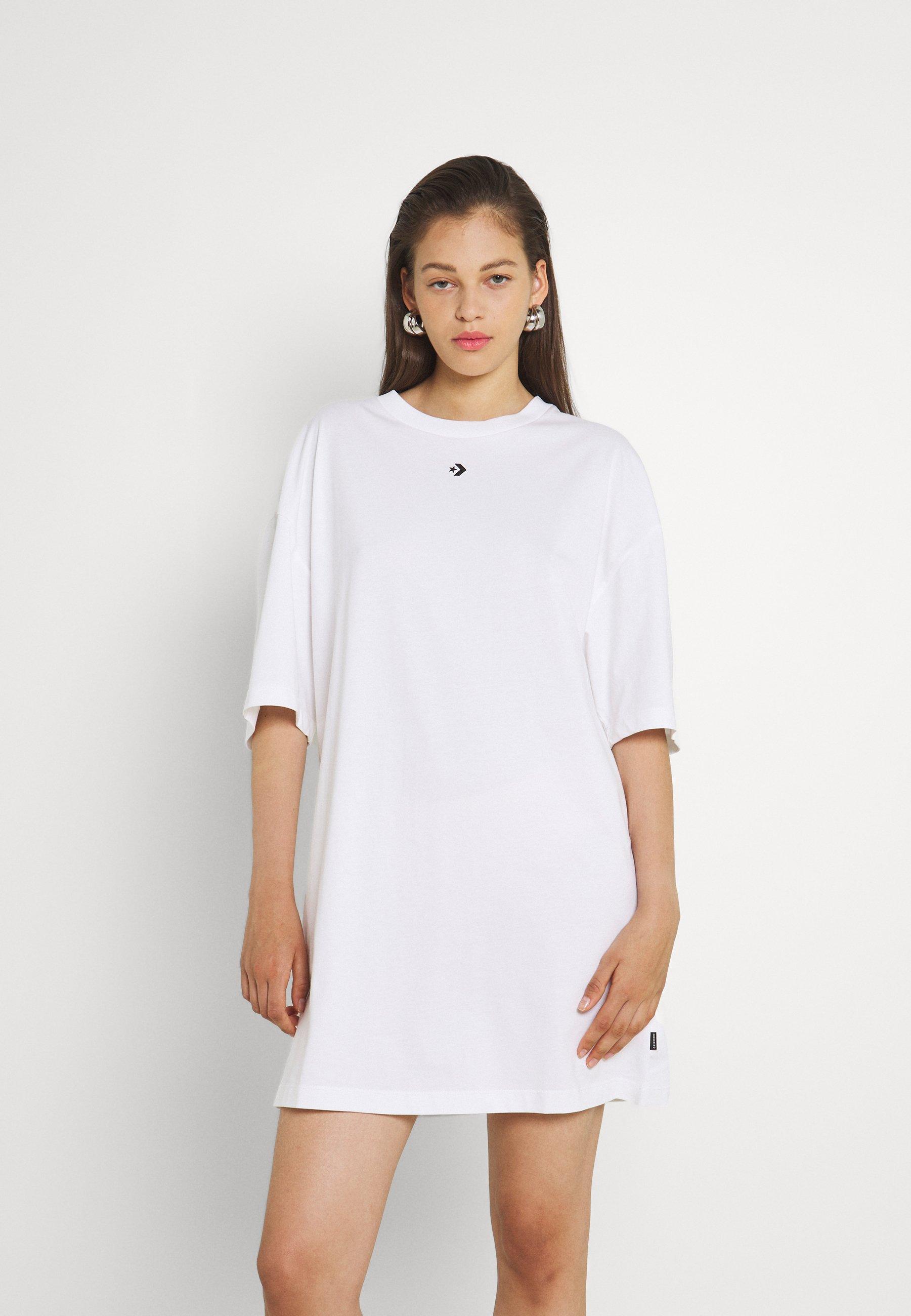 Women OVERSIZED TEE DRESS - Jersey dress