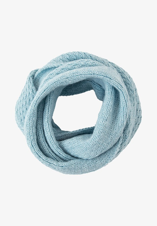 Snood - light blue