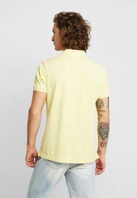 Best Company - BASIC - Poloshirts - yellow - 2