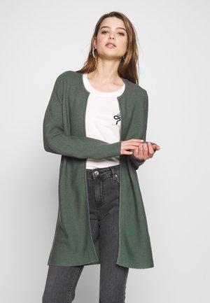 ONLCLARA CARDIGAN - Kardigan - balsam green