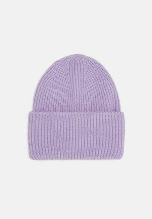 BRIANNA HAT - Beanie - purple