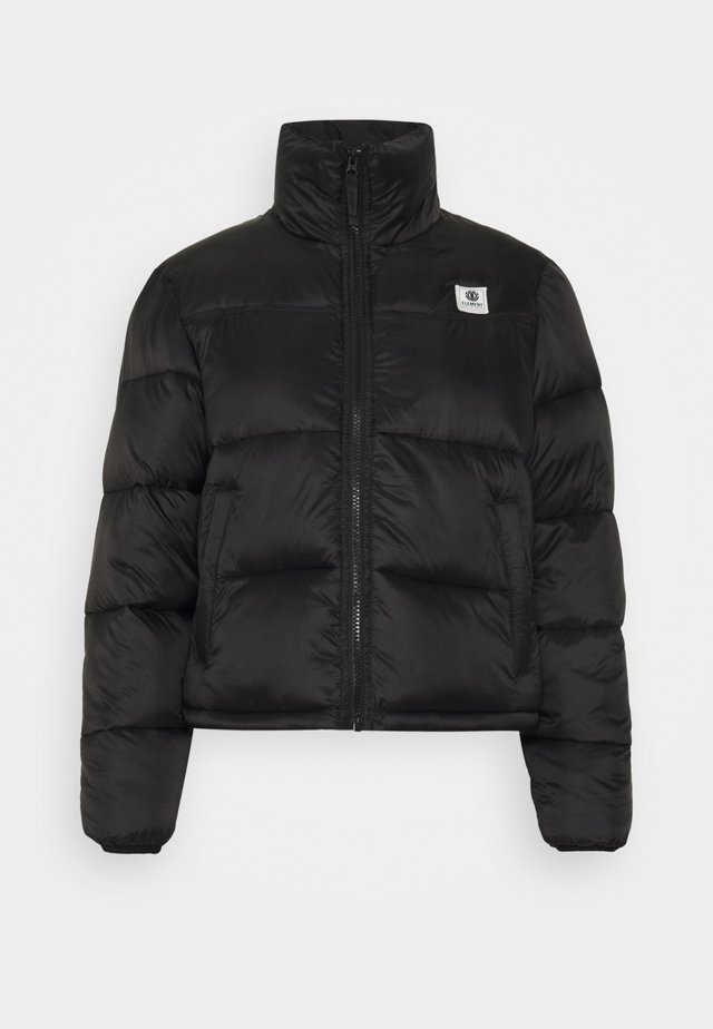 ALDER ARCTIC WOMEN - Winter jacket - flint black