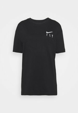 BOY TEE - Print T-shirt - black