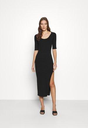 DUNES SCOOP DRESS - Jumper dress - black