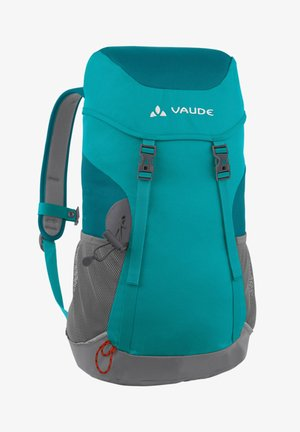 FAMILY PUCK 14 KINDERRUCKSACK - Hiking rucksack - green spinel