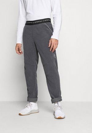 SOLO PANT - Kalhoty - carbon