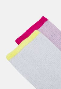 Hysteria by Happy Socks - MARIONA CREW SOCK 2 PACK - Calcetines - rose/mint - 1