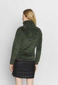 Icepeak - COLONY - Fleece jacket - dark olive - 2