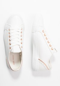 Anna Field - Zapatillas - rosegold/white - 3