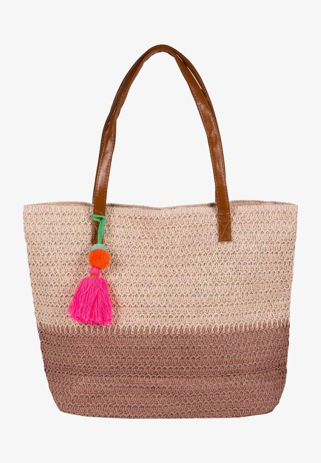 Beach accessory - rose altrosa
