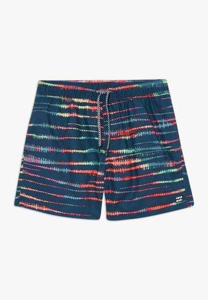 SUNDAYS BOY - Swimming shorts - blue