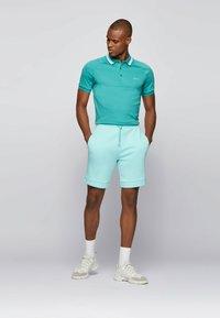 BOSS - PAULE  - Polo shirt - turquoise - 1