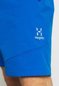 Haglöfs - LIZARD MEN - Sportovní kraťasy - storm blue - 3