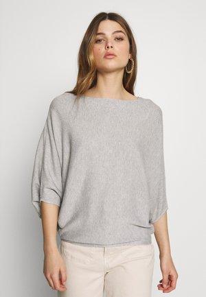 BEHAVE  - Jumper - light grey