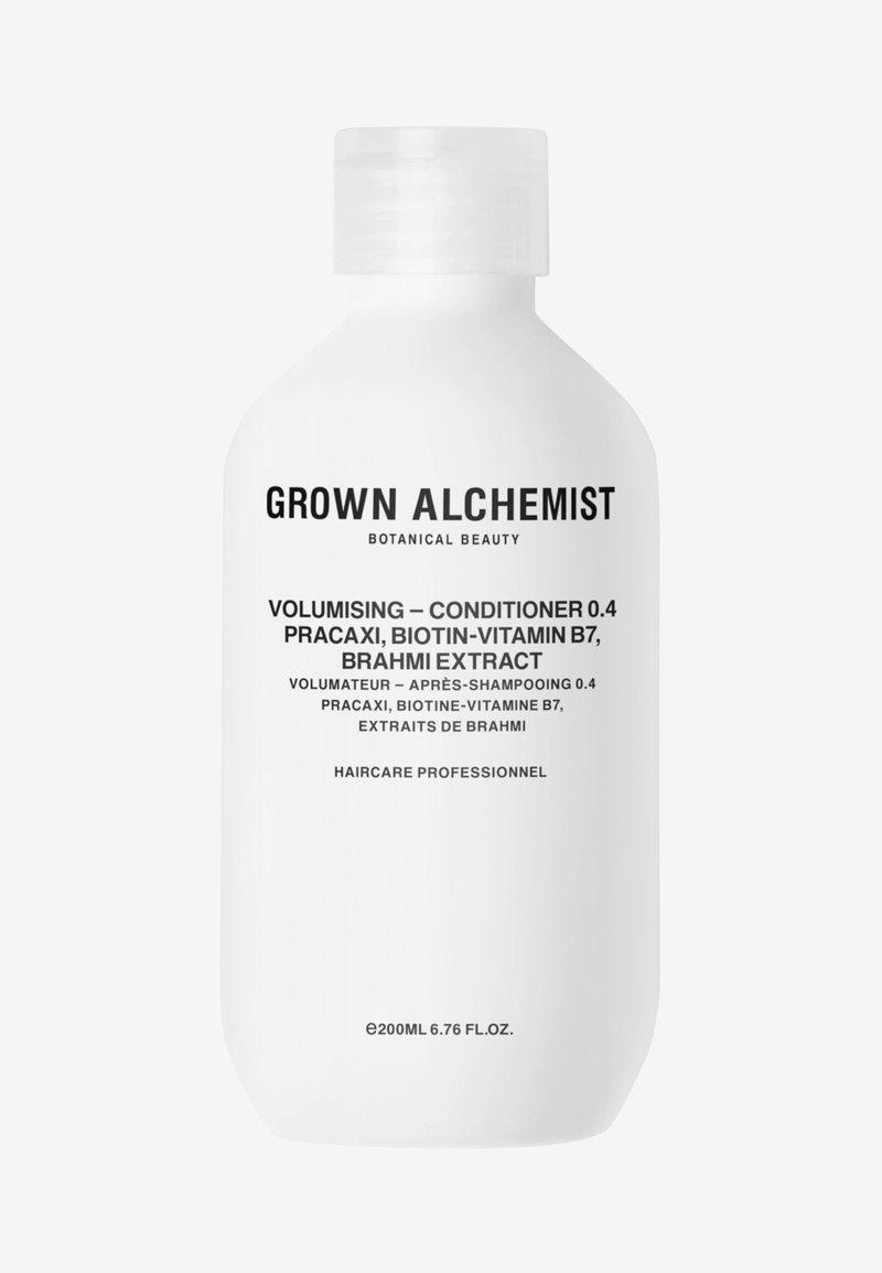 Grown Alchemist - VOLUME CONDITIONER 0.4  - Conditioner - -