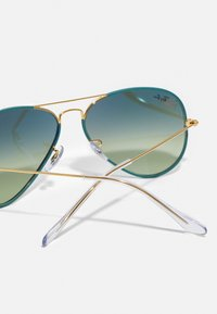 Ray-Ban - UNISEX - Sunglasses - petroleum/legend gold-coloured - 2