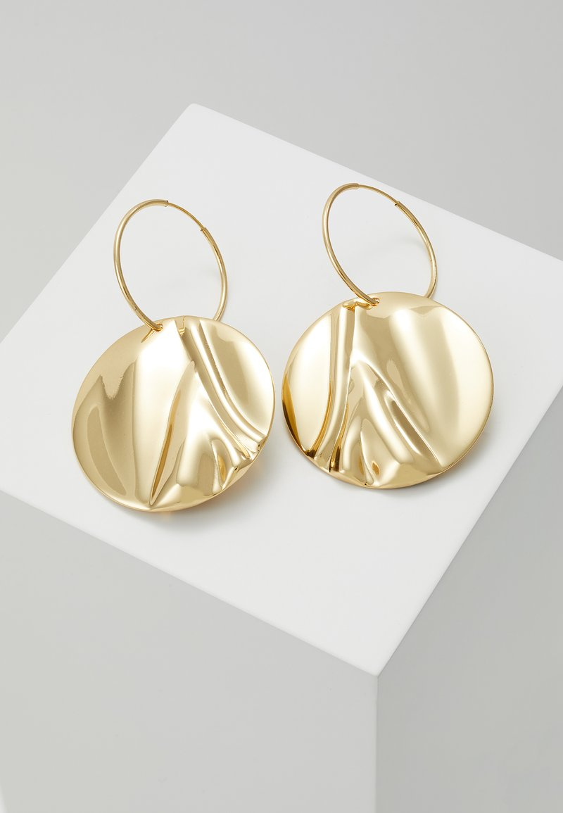 Pilgrim - EARRINGS WATER - Orecchini - gold-coloured
