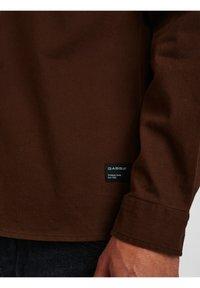 Gabba - TOPPER - Shirt - bronze brown - 4