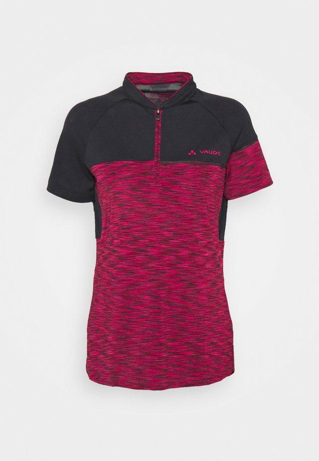 ALTISSIMO - T-shirt con stampa - bramble
