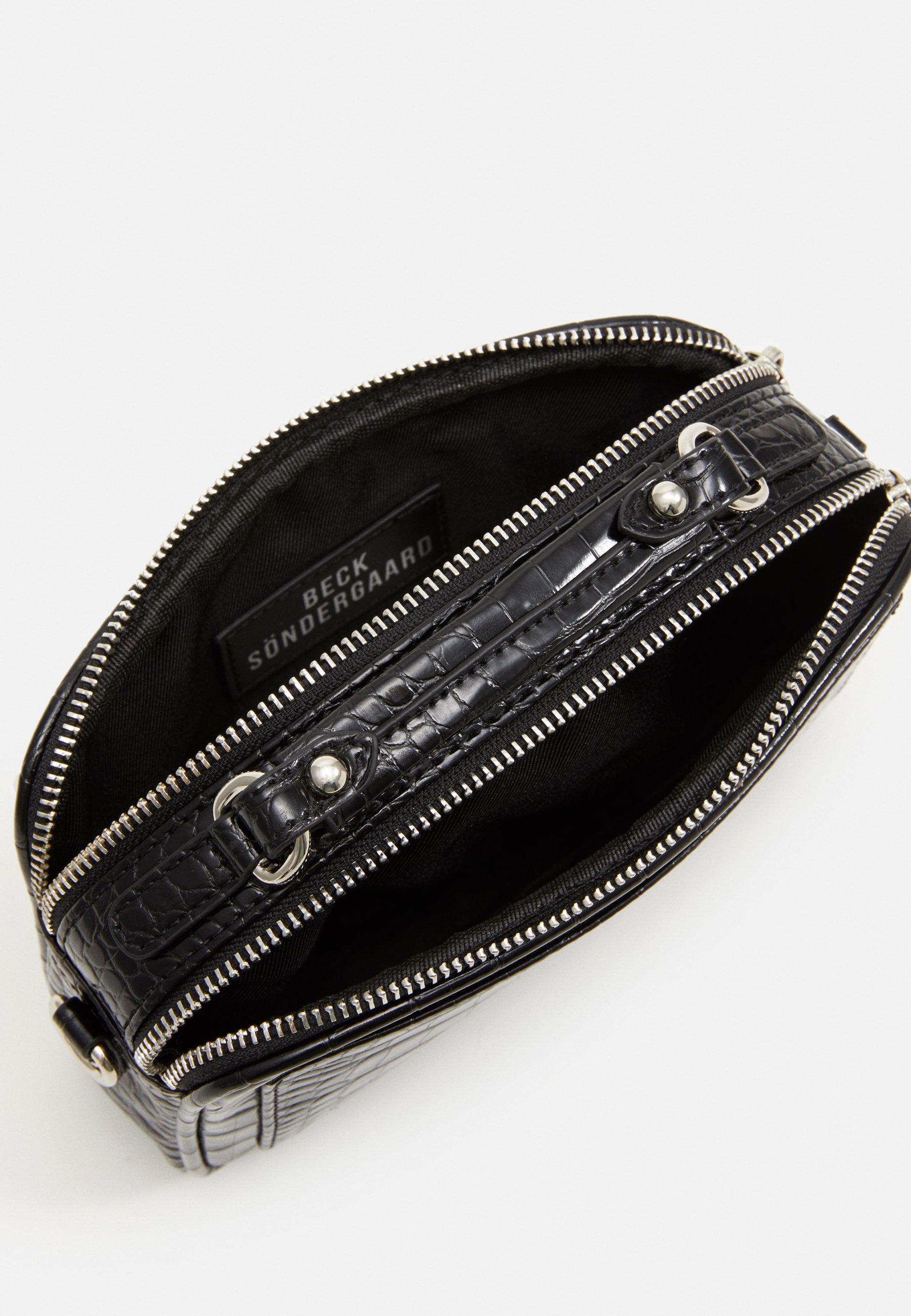 Becksöndergaard Solid Mary Bag - Skuldertasker Black