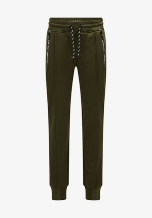 Pantaloni sportivi - dark green
