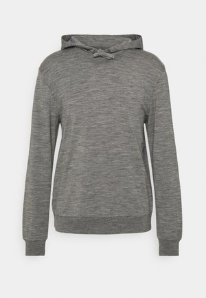 SHIFTER HOODIE - Sweater - gritstone heather