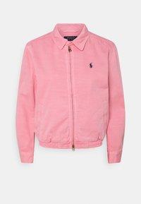 Polo Ralph Lauren - MONTAUK - Denim jacket - ribbon pink - 6