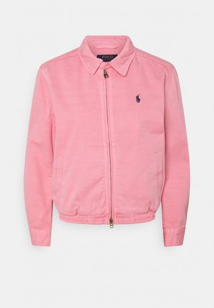 MONTAUK - Denim jacket - ribbon pink