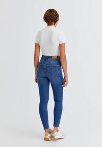 PULL&BEAR - Jeans Skinny Fit - dark blue denim - 2