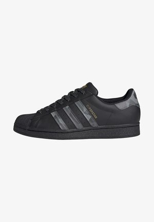 SUPERSTAR SHOES - Sneakers - black