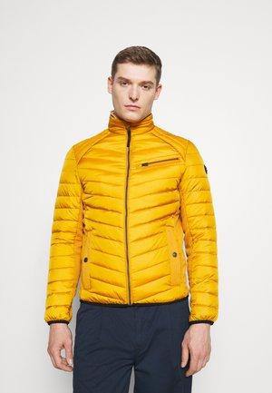 HYBRID JACKET - Light jacket - flame brown