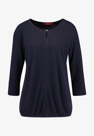 3/4 ARM - T-shirt à manches longues - navy