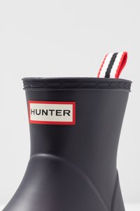 Hunter ORIGINAL - PLAY BOOT SHORT VEGAN - Wellies - kombu - 2