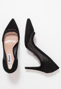 Dune London - BELLEVUE - High heels - black - 3