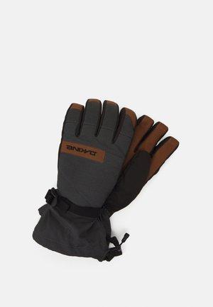 NOVA GLOVE - Fingerhandschuh - carbon