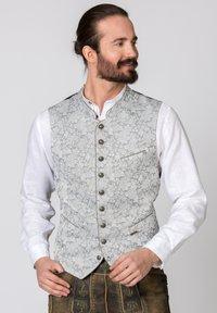 Stockerpoint - DAVIS - Waistcoat - light grey - 0