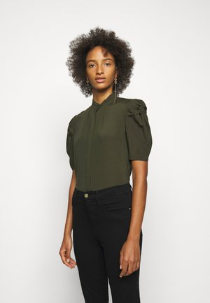 EVIE BLOUSE - Blouse - forest