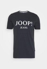ALEX - Print T-shirt - dark blue