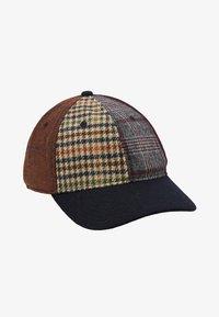 Hackett London - PATCHWORK CAP - Keps - multi-coloured - 5