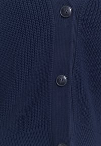 Marc O'Polo - CARDIGAN LONGSLEEVE V NECK BUTTON CLOSURE - Cardigan - night sky - 2